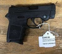 Smith & Wesson w/ Insight Laser
