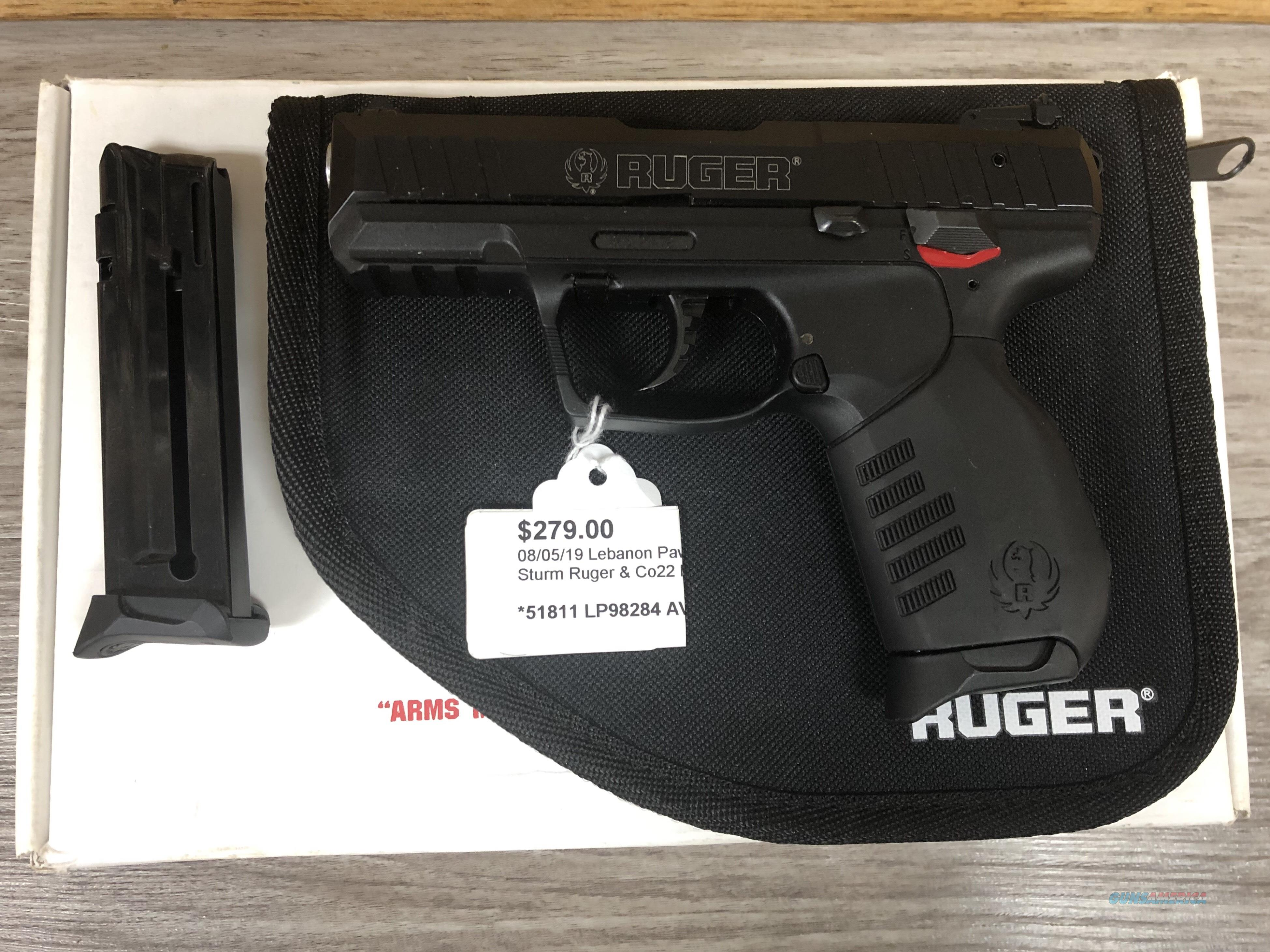 Ruger p22 price