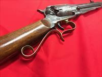 Remington and Sons, 1858 Revolving Rifle, 44 Ball/Cap