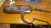 NEARLY COMPLETE WINCHESTER MODEL 1894 SADDLE RING RECIEVER