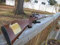 Custom long range hunting and varmint rifle