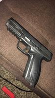 Black Ruger American pistol prot