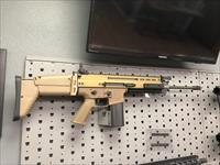 Brand New FNH Scar 16s FDE 5.56 Rifle