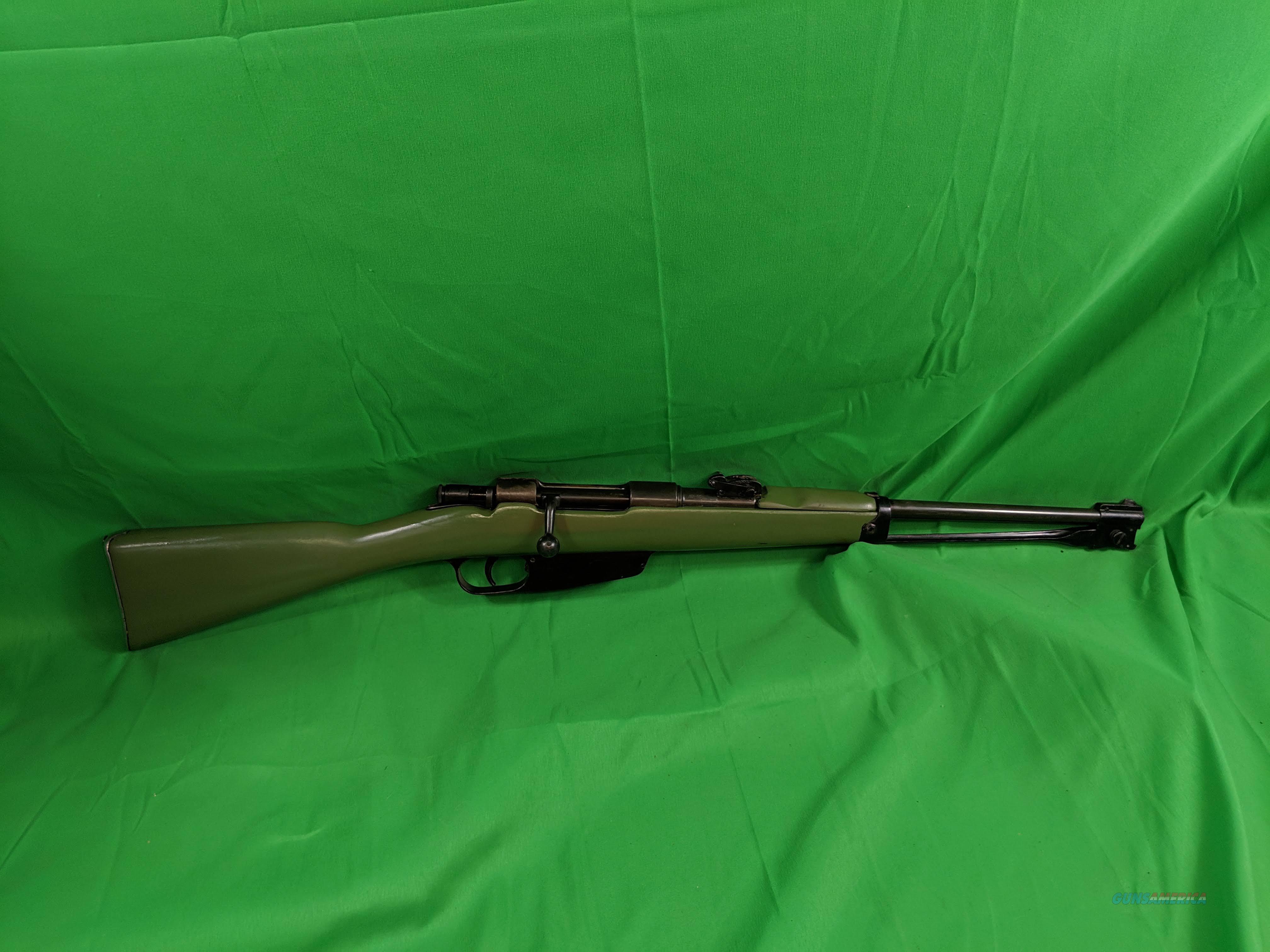 M1891 Carcano Cavalry Carbine 6 5