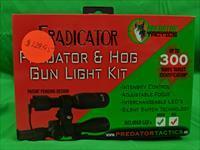 Predator Tactics Eradicator Predator & Hog Hunting Light Kit Red and Green LED