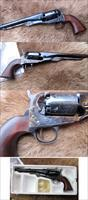 PIETTA REPRODUCTION COLT 1861 NAVY REVOLVER .36 CALIBER