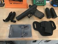 Glock 41 MOS with Trijicon RMR, holster, ZEV trigger kit