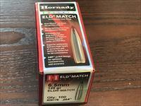 Hornady Eld Match 6.5mm 120gr 100 count