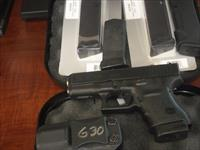 Price Reduced Glock 30 Like New Complete Package 45 ACP