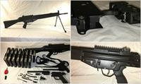 HK91 Clone made by AZ Expert Arms w/Mags/Spares/Accessories