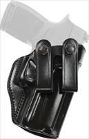 Galco Summer Comfrt Inside Pnt Rh Leather Sig P938 Black SUM664B