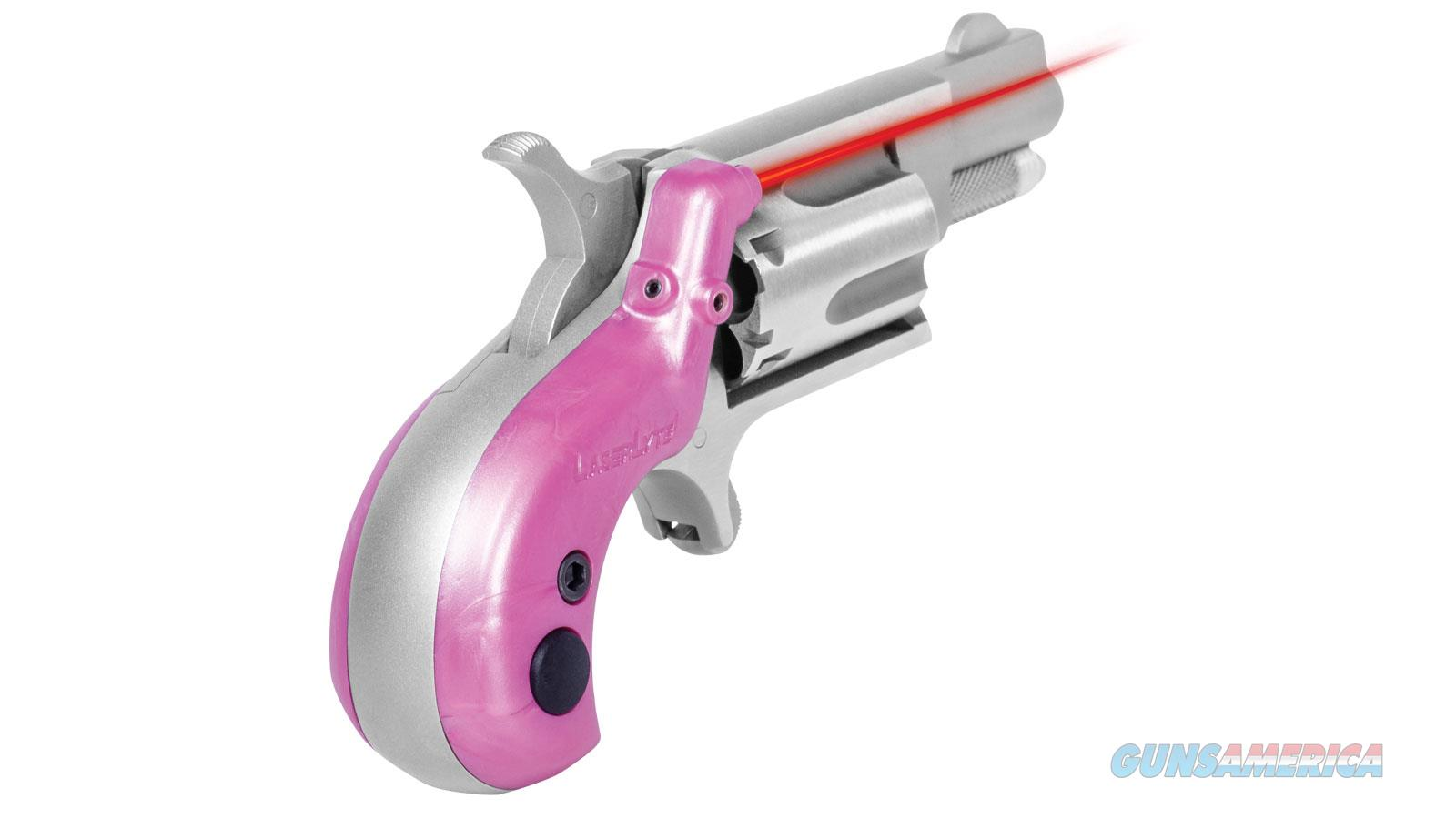 Laserlyte Laser Sight Naa 22Lr/S Pearl Pink NAAPPP