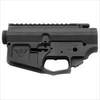 Wilson Combat Wilson Billet Up/Low Rcvr Ar Matched TR-LOWUPP-BIL