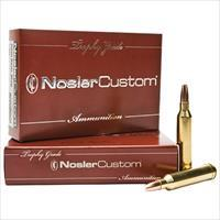 Nosler 60012 Trophy 257 Weatherby Mag110 Gr Accubond 20 Bx/10 Cs Brass 60012
