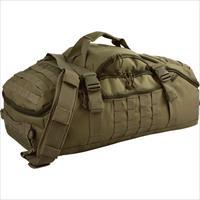 Red Rock Gear Rock Traveler Duffle Bag Backpack Or Luggage Olive Drab 80260OD