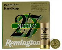 "Rem Sts12nh17 12Ga 7.5 Shot 1Oz 25Bx/10Cs 2.75"" Lead Premier Sts STS12NH17"