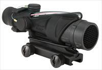 Trijicon 100226 Acog 4X 32Mm Obj 36.8 Ft @ 100 Yds Fov  Black Chevron W/Target Reference System TA31RCO-A4CP