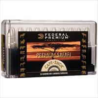 Federal P470sa Cape-Shok 470 Nitro Express Swift A-Frame 500 Gr 20Box/10Case P470SA