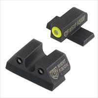 Night Fision Perfect Dot Night Sight Set, Sig Sauer 9Mm & .357 P-Series Pistols With #8 SIG177007YGZG