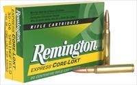 Rem Ammo R300wb1 Core-Lokt 300 Weatherby Mag Pointed Soft Point 180 Gr 20Bx/10Cs 047700070308