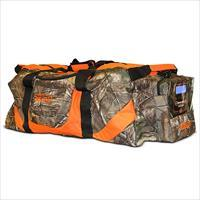 Scent Crusher Crusher Camo Gear Bag Large 69711CGBL