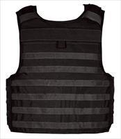 Blackhawk 32V402bk S.T.R.I.K.E. Cutaway Tactical Armor Carrier Vest Nylon Medium Black 32V402BK