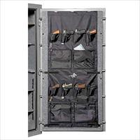 Winchester Safes Dp062026 Door Panel Organizer Pony 42/Tradition 42 Gray DPO-62026