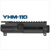 Yankee Hill 110 Flat Top Stripped Upper Receiver 223/5.56 Nato Black 110