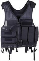 Blackhawk Omega Vest 30Ev31bk Black Adjustable Nylon Mesh 30EV31BK
