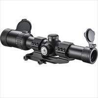Barska 1-6X24 Ir Ar6 Tactical Riflescope With Reticle AC12390