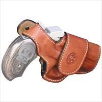 Bond Arms Arms Driving Holster Rh For Snakeslayer Iv Leather Tan BADSSIV