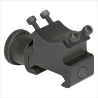 Trijicon Special Ring Weaver/Flattop Adapter Medium, Black MM08
