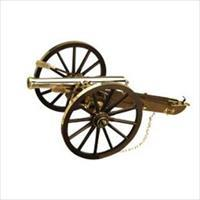 Traditions Napoleon Iii Gold 69Cal 14.5 Cannon CN800