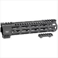 Midwest Industries G3 Lightweight Ml-Series One Piece Free Float Ar15 Handguard - Black MIG3ML9