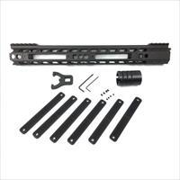 Manticore Arms Ar15 Transformer Rail Gen 2 - Black MA19350