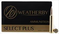 Weatherby N257110acb Soft Point 257 Weatherby Magnum Accubond Ct 110 Gr 20Rds 747115416233