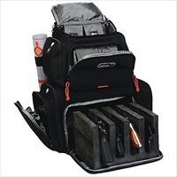 G*Outdoors 1711Bp Handgunner Backpack W/Sliding Storage Cradle Cordura Black GPS-1711BP