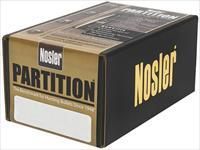 Nosler 44845 Partition Spitzer 375 Caliber .375 300 Gr 50 Per Box 44845
