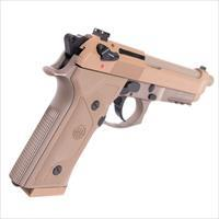 "Beretta M9a3 Fs 9Mm 5.2"" Ns 17-Shot Threaded Tan Italy J82M9A3M"