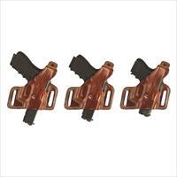 Galco Sil228 Silhouette Auto 228 Fits Belts Up To 1.75