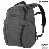 Maxpedition Entity 21 Ccw-Enabled Edc Backpack 21L Charcoal NTTPK21CH