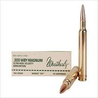 Weatherby Ammo 300Wby 180Gr Barnes Tsx 747115417759