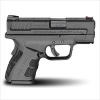 Springfield Armory Mod.2 9Mm Sub Compact 3In Bk XDG9801HC