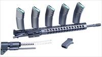 "Troy Industries Inc 16"" Upper W/Pdw Stockflsh SUPR-SPR-16BT-00"