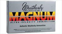 Weatherby Ammo 224Wby 55Gr Spire Pt 747115010103