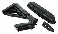 Adaptive Tactical 02000 Ex Performance Stock/Forend 870 Remington Black AT-02000