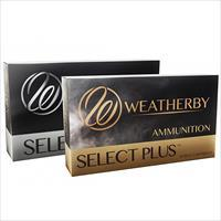 Weatherby Ammo 6.5-300 140 Berger Vld R653140VLD