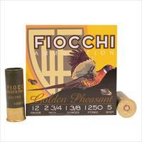 Fiocchi Golden Pheasant 12 Gauge 12GP5