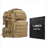 "Nc Star Tactical Backpack With 10"" X 12"" Square Panels BSCBT2911-A"