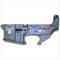 Spikes Tactical Spike's Stripped Lower(Punisher) STLS015-CFA